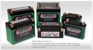 Aliant YLP14 Lithium Ion Accu / Aprilia