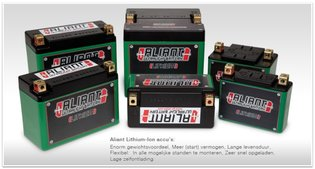 Aliant YLP14 Lithium Ion Accu / Ducati