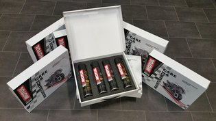 Motul / Factory Line Maintenance and Care pakket