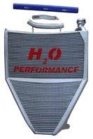 H2O Racing radiator Triumph / oversized
