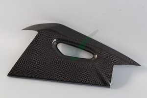Carbon swingarm-protectie Aprilia