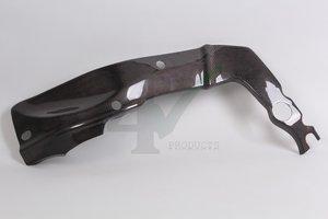 Carbon frame-protectie Kawasaki