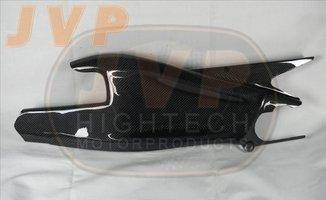 Carbon swingarm-protectie KTM