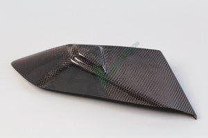 Carbon tank-protectie KTM