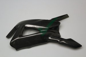 Carbon swingarm-protectie MV Agusta