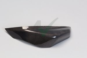 Carbon luchtinlaat-cover MV Agusta