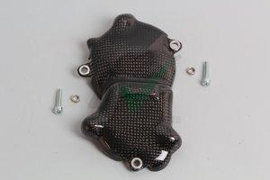 Carbon pulsgever-deksel Suzuki
