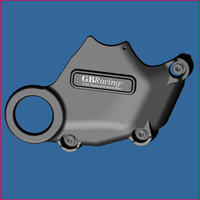GB Racing Oil Inspection Cover / Ducati