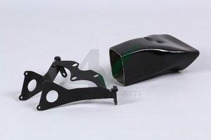 Aluminium kuipsteun Kawasaki + Racing luchtinlaat