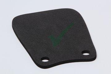 Neopreen foam op maat KTM, dikte 13mm / zelfklevend