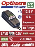 Optimate acculader / Lithium / 5.0A_