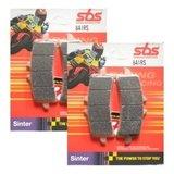 SBS Racing Sinter remblokken front (RS) / Honda_
