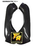 ProFiber carbon luchtinlaten / Suzuki GSXR600/750_