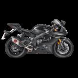 "Akrapovic ""Grand Prix"" slip-on titanium demper / NEW !! / Yamaha R6_"