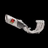 "Akrapovic ""Grand Prix"" compleet systeem / Racing Line / NEW !! / Yamaha R6_"