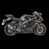 "Akrapovic ""Grand Prix"" compleet systeem / Evolution Line / NEW !! / Yamaha R6_"