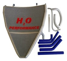 H2O Racing radiator Honda / oversized