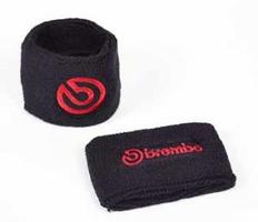 Brembo koppelingsvloeistofreservoir hoes met Brembo logo