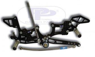 Rem / schakelset PP Tuning / Yamaha / normaal of omgekeerd schakelen