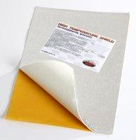 Hittewerende folie  / zelfklevend / 50x35 cm