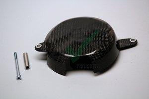 Carbon dynamo-deksel Ducati
