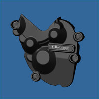 GB Racing Pulsgever Cover / Kawasaki