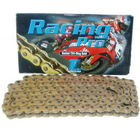 Tsubaki Racing Pro ketting 520 / 120 schakels