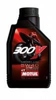 Motul 300V / 100% synthetisch / 5W40 / 1 liter