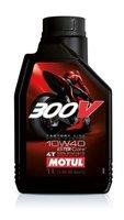 Motul 300V / 100% synthetisch / 10W40 / 1 liter