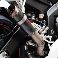 SCORPION slip-on demper RP-1GP / Yamaha R6 2006-2015