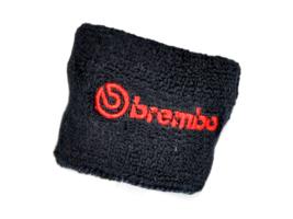 Brembo remvloeistofreservoir hoes met Brembo logo