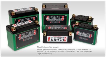 Aliant YLP07 Lithium Ion Accu / Kawasaki