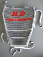 H2O Racing radiator BMW / oversized