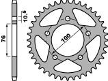 PBR achtertandwiel / race / 520 / OZ - MARCHESINI