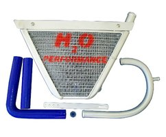 H2O Racing radiator Kawasaki / supplement