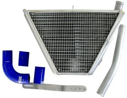H2O Racing radiator Suzuki / supplement