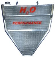 H2O Racing radiator Yamaha / oversized