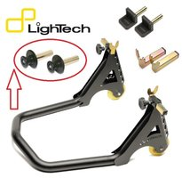 Lightech GP paddockstand / universeel / verstelbaar met roll-opname
