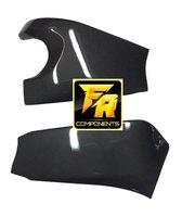 ProFiber carbon/kevlar swingarmcovers / Kawasaki ZX6R