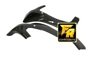 ProFiber carbon/kevlar framecovers / Kawasaki ZX6R
