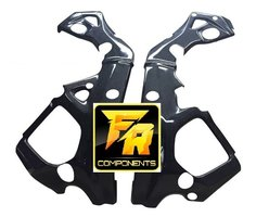 ProFiber carbon/kevlar framecovers / BMW
