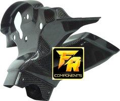 ProFiber carbon topkuipsteun met geintegreerde luchtinlaat / Kawasaki ZX10R