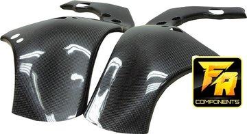 ProFiber carbon/kevlar framecovers / Kawasaki ZX10R