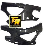 ProFiber carbon/kevlar framecovers / Yamaha R6