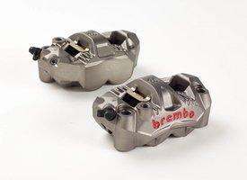 Brembo-HPK GP4-RS Monoblock remklauw / 100MM / Kawasaki ZX10R '16 >/H2-R