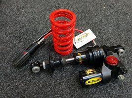 K-Tech Suspension / 35DDS Pro Racing schokbreker Kawasaki ZX10R 2016-2018 / DEMO