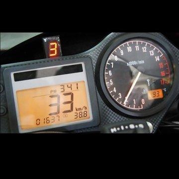 Gipro X Gear Indicator / MV Agusta