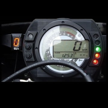 Gipro DS Gear Indicator / Kawasaki