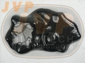 Carbon pulsgever-deksel Kawasaki