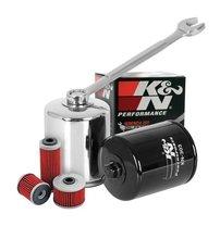 K&N oliefilter / Honda